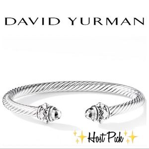 🌟🎉HP🎉NEW David Yurman Renaissance Bracelet 5mm